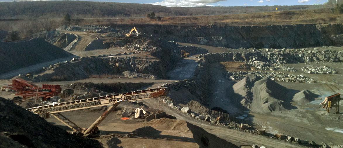 Cumberland Quarry Corp: Crushed stone products ri ma ct